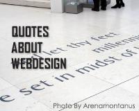 WEBデザインとは何か?迷った人に読んでほしい言葉 80+